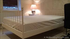 leirvik bed frame ikea bedroom furniture design wardrobe study desk bed