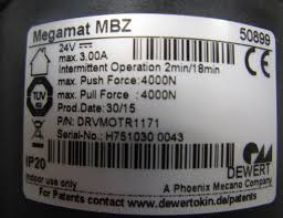 Mega Motion Lift Chair Manual by Dewert Lift Chair Motor Actuator Assy For Single Motor Chairs Mbz