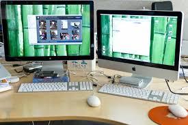 ordinateur apple de bureau apple plus désiré que dell sur les ordinateurs de bureau