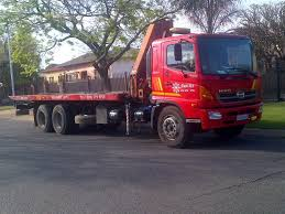 Toyota Hino 12 Ton Truck With Crane For Hire | Junk Mail