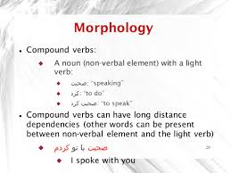 Light Verb by Persian Language Resources Based On Dependency Grammar Ppt Download