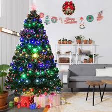 Details About 15M Christmas Tree Luxury Green Stand Xmas Classic Stand Outdoor Home Decor RX