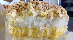 Burnt Almond Cake a San Jose Specialty Remains a Mystery