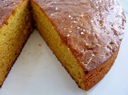 Bill Yosses Orange Glazed Olive Oil Cake With Fleur De Sel