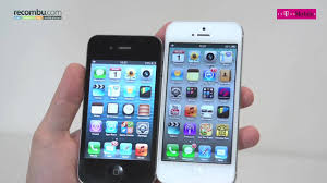Apple iPhone 4S VS iPhone 5