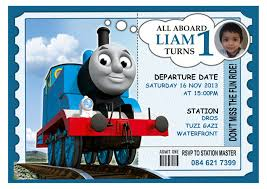 Thomas The Train Pumpkin Designs by Thomas Birthday Invitations U2013 Gangcraft Net