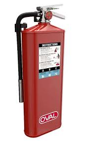 Nfpa 10 Fire Extinguisher Cabinet Mounting Height by Triangle Fire Inc Oval Fire Extinguishers Oval 10habc Abc