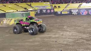 100 Team Hot Wheels Monster Truck 2017 Jam World Finals 18 Scott Buetow In