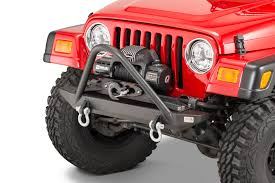 100 Front Bumpers For Trucks Fishbone Offroad Piranha For 9706 Jeep Wrangler TJ