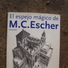 EL ESPEJO MAGICO DE MC ESCHER EDITORIAL TASCHEN