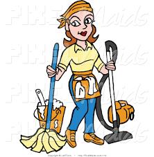 pics of cartoon maids