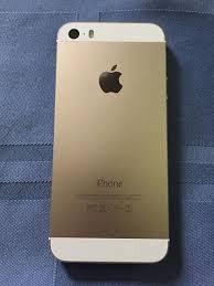 WTS iPhone 5S Gold 64GB Unlocked AT&T iPhone iPad iPod