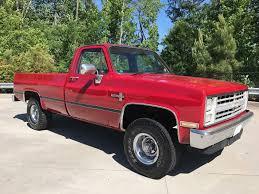 100 1986 Chevy Trucks For Sale Rebuilt Engine Chevrolet CK Pickup 1500 Scottsdale Pickups