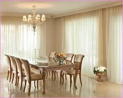Curtain Dinette Decorating Ideas
