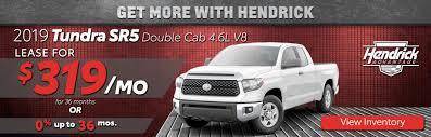 100 Truck Pro Charlotte Nc Hendrick Toyota Concord Toyota Dealer In Concord NC