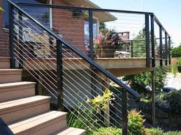 Decorate A Black Porch Railing Randolph Indoor And Outdoor Design
