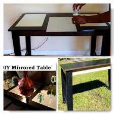 bathroom charming best mirrored accent table designs inspired