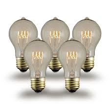 buy 25w a19 vintage edison style filament bulbs novelty lights inc