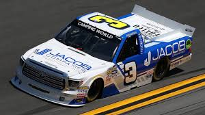 100 Truck Series Drivers Criminal Charges Against NASCAR Driver Jordan Anderson Dropped Due