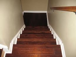 Engineered Wood Stair Treads HOUSE EXTERIOR AND INTERIOR How To Install Hardwood Floors On Stairs