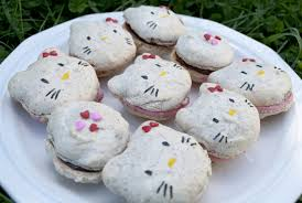 Cookbook Review The Hello Kitty Baking Book Recipes For Cookies Cupcakes Pies And More By Michele Chen Chock