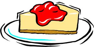 Cheesecake clipart cake slice 7
