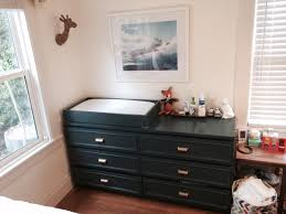 Baby Changer Dresser Combo by Changing Table Dresser Combo Repurpose U2014 Thebangups Table