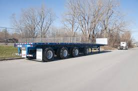 100 Flatbed Truck Rental SemiTrailers S Short Term Canvec Leasing