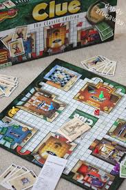 Clue Cluedo Classic Edition Board Game