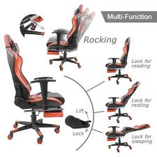 Video Gaming Chair With Footrest by Best Gaming Recliners 15 Supreme Guide Pc U0026 Console Chairs