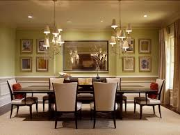 Dining Room Elegant Wall Decor Ideas