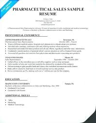 Medical Sales Resume Tips And Marketing Sample Executive Pdf