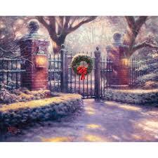 Thomas Kinkade Christmas Tree For Sale by Christmas Tree Cottage U2013 Limited Edition Art The Thomas Kinkade