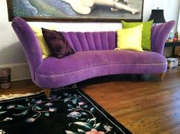 Sure Fit Sofa Covers Ebay by Purple Sofa Furniture Round Chair Covers 5150 Gallery