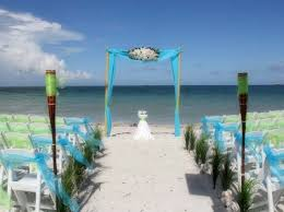 Beach Wedding Banquet Hall Reception