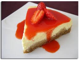 recette avec ricotta dessert cheesecake ricotta faisselle au citron et coulis de fraises