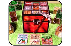 BlockCraft The Block Mining Board Game