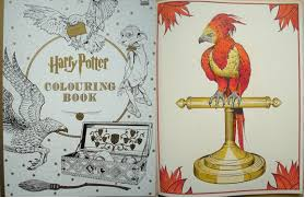 Harry Potter Colouring Book A Review