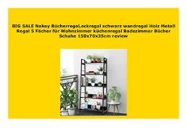 best buy nakey b cherregal eckregal schwarz wandregal holz
