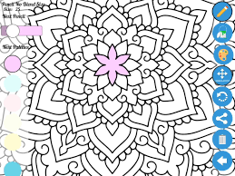 Zen Coloring Book App For Adults