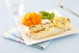 comment cuisiner le cabillaud recette de dos de cabillaud à la pistache et purée de carottes à l
