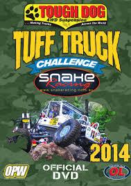 Tough Dog Tuff Truck 2014 DVD