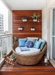 55 Apartment Balcony Decorating Ideas