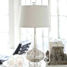 Target Fillable Lamp Base by Table Lamp Marley Antique Mercury Glass Round Table Lamp Base