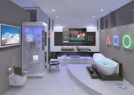21 Super Awesome Video Game Room Ideas You Must See With Regard To Gaming Bedroom