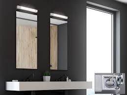 fischer honsel spiegelleuchte 2x schminklicht wandleuchten mit steckdose als set fürs badezimmer schminklen seitlich 60 5cm indirekte