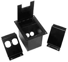 Fsr Floor Boxes Fl 600p by Rci Custom Products Fsr Fl 1200