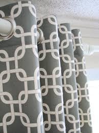 chevron pattern curtains 9628