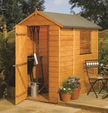 This Rowlinson 6X4 Apex Garden Shed Is Built Using 12mm Tongue ... Shed Plans Storage The Family Hdyman Sheds Saltbox Designs Classic Shed Backyard Garden Sheds Lean To Plans And Charming Garden How To Build Your Cool Design Ideas Garage Small Outdoor Australia Nz Ireland Jewellery Uk Ana White Cedar Fence Picket Diy Projects Mighty Cabanas Precut Cabins Play Houses Corner 8x8 Interior 40 Simply Amazing Ideas Shed Architecture Simple Clean Functional Beautiful