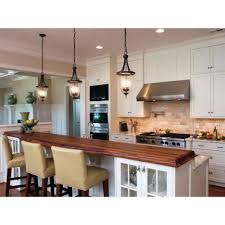 chandelier glass pendant lights for kitchen island clear glass